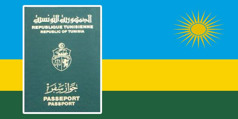 Rwanda : Vers une gratuité du visa pour les tunisiens
