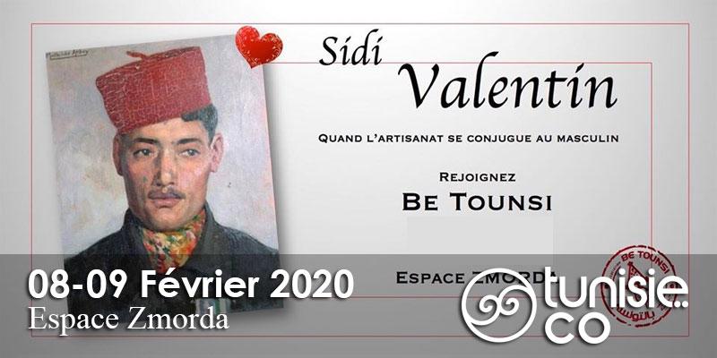 Sidi Valentin le 8 et le 9  Février 2020