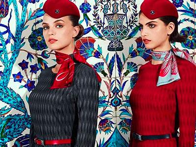 Turkish Airlines dévoile un nouvel uniforme inspiré d'Istanbul