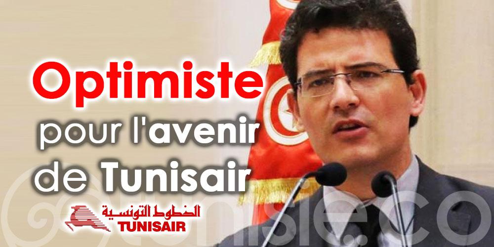 Moez Chakchouk : Optimiste pour l'avenir de Tunisair