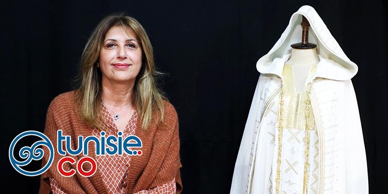 En vidéo, Asma Haj Romdhane, artiste designer créatrice de Tourath
