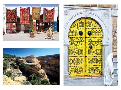 Quand le magazine Woman d'Espagne raconte les merveilles de Tunisie
