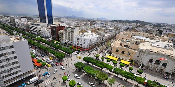 Tunis à la 6ème place des villes africaines où il fait bon vivre en 2017