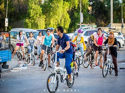 Visit Tunis By Bike le 17 août 2018