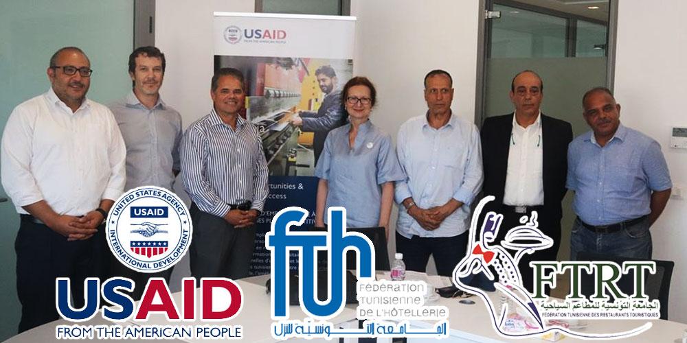 Tunisia JOBS, la FTH et la FTRT signent un accord de partenariat