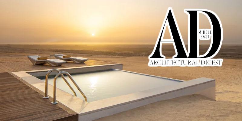 Architectural Digest Middle East : Anantara Tozeur Resort parmi les 6 Architectures majestueuses dans le monde