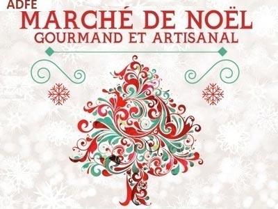 Marché de Noël gourmand et artisanal le dimanche 26 novembre