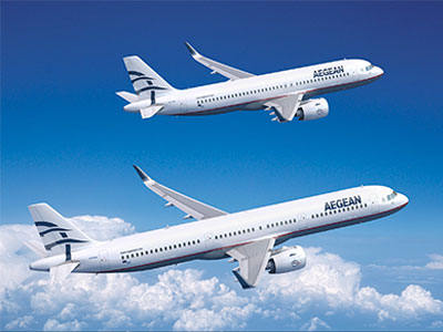La compagnie Aegean Airlines reliera Tunis à Athènes