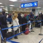 En photos : Les barrières sous douane départ/arrivée à l'aéroport de Tunis Carthage supprimées