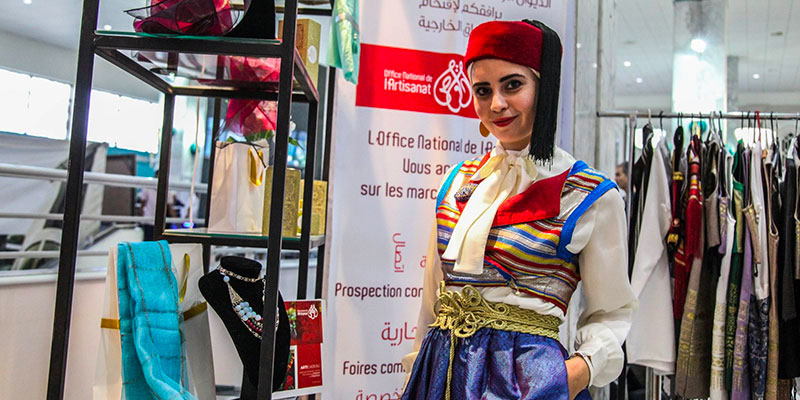 L'artisanat tunisien s'expose à l'aéroport international Tunis-Carthage