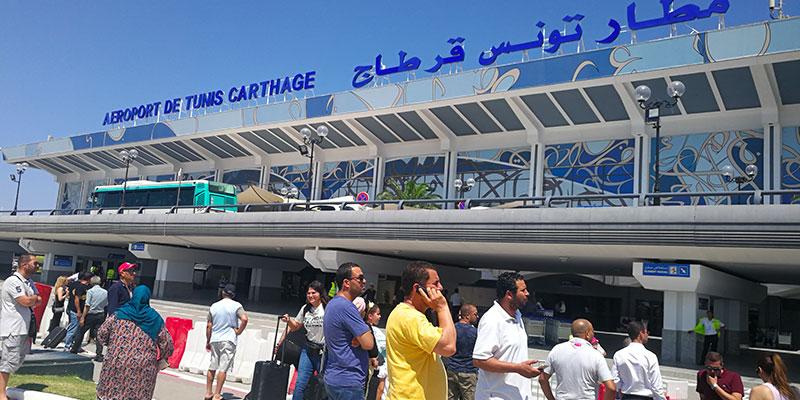 L'aéroport Tunis-Carthage rouvrira prochainement ses portes aux familles des voyageurs