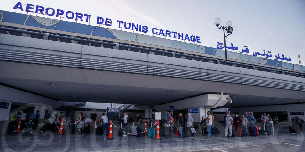 Aéroport Tunis Carthage : les travaux de construction de la clôture démarrent aujourd'hui