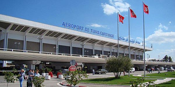 L'aéroport de Tunis Carthage assure une activité normale pour les compagnies