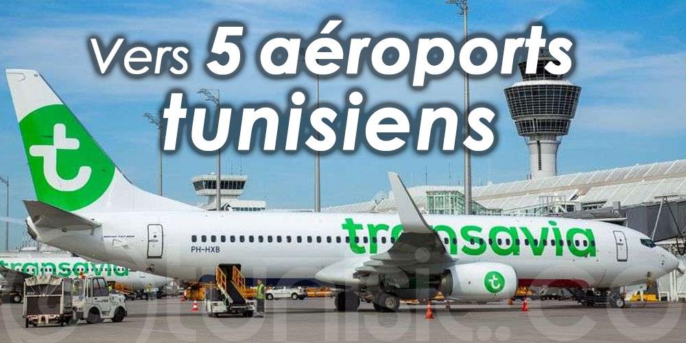 Transavia propose près de 70 vols par semaine vers la Tunisie cet été
