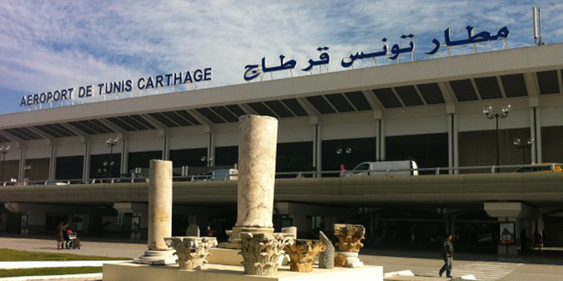 Réouverture de l'aéroport Tunis-Carthage au public