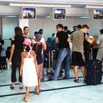 Départ depuis les aéroports de Tunisie
