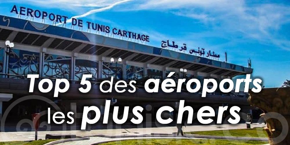 AFRAA : Tunis Carthage au Top 5 des aéroports les plus chers d'Afrique