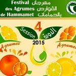 Programme de la 4ème session du Festival des Agrumes de Hammamet 20-21 et 22 mars