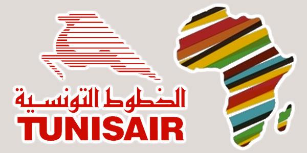 TUNISAIR encore plus vers l'Afrique : Conakry, Cotonou, Douala, N'Djamena, Libreville