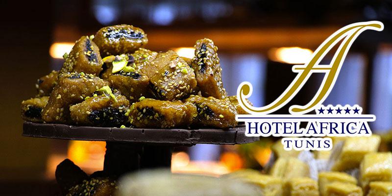 En vidéo : Savourez un Iftar ramadanesque à l'hôtel Africa Tunis