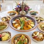 Savourez la cuisine tunisienne lors d'un dîner buffet à l´hôtel Africa Tunis