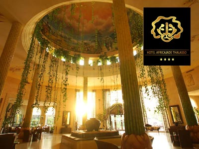 L'hôtel Africa Jade émerge