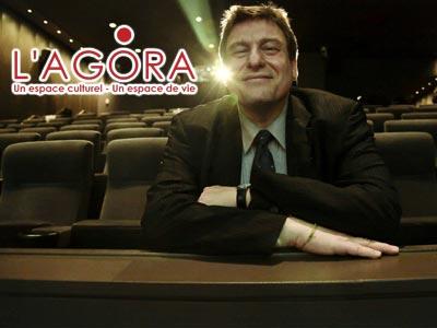Richard Peña pour animer le Festival du Film Latino-Américain à l'AGORA