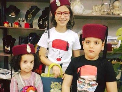 Cette année, habillez vos enfants avec une touche tunisienne le jour de l'Aïd