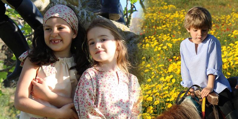 Des vêtements pour enfants de l'Aïd 100 % Made in Tunisia