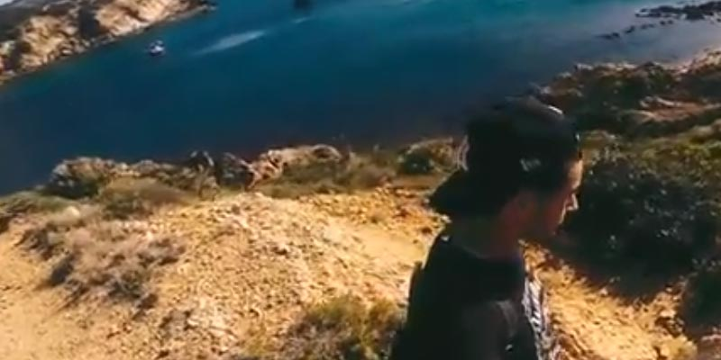 En Vidéo et photos: Contemplez Ain Kanassira Korbous Une Merveille Tunisienne Paradisiaque