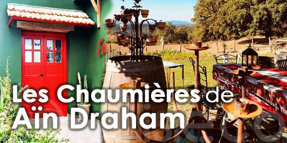 Les Chaumières de Aïn Draham font peau neuve !