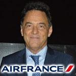 Nicolas Delaporte passe les commandes d´Air France Tunisie à Claude Maire