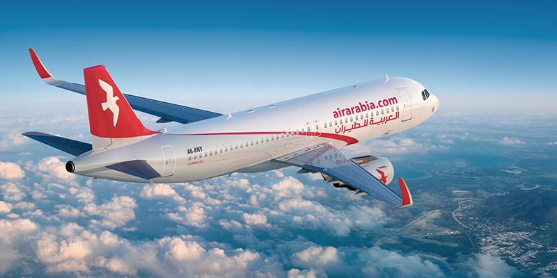 Air Arabia reliera Sharjah à Tunis à partir du 4 juillet 2019