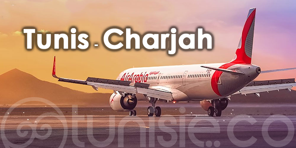 Air Arabia reliera de nouveau Tunis à Charjah cet été