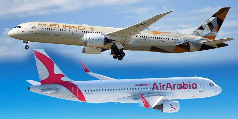 Lancement de Air Arabia Abou Dhabi en partenariat avec Etihad
