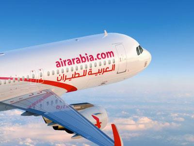 Air Arabia desservira de nouveau Tunis à partir de ce printemps