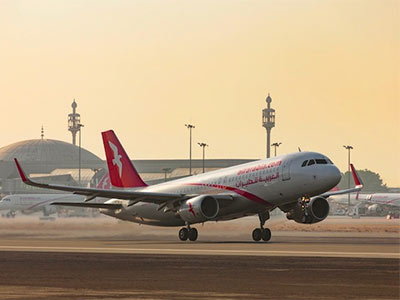 Air Arabia reliera Tunis à Sharjah aux Émirats arabes unis
