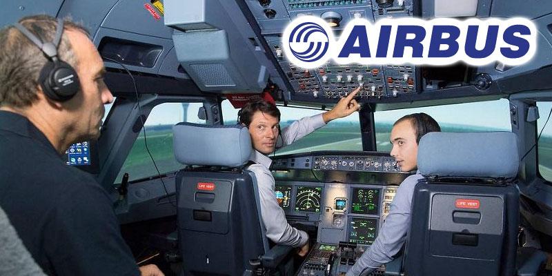 En vidéo : Un centre de formation de pilotes Airbus en Tunisie