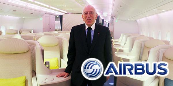Le Président d'Airbus Afrique et Moyen Orient Habib Fekih prend sa retraite après 30 ans de service