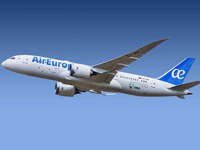 Air Europa revient sur Tunis pour la relier à Madrid