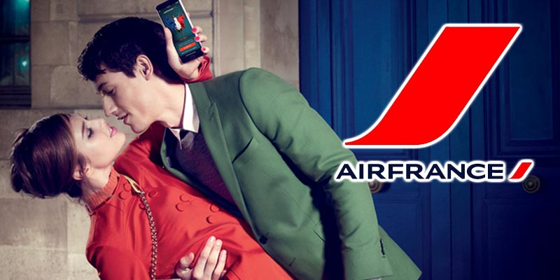 Pour la Saint-Valentin, Paris en duo dès 800 DT avec Air France