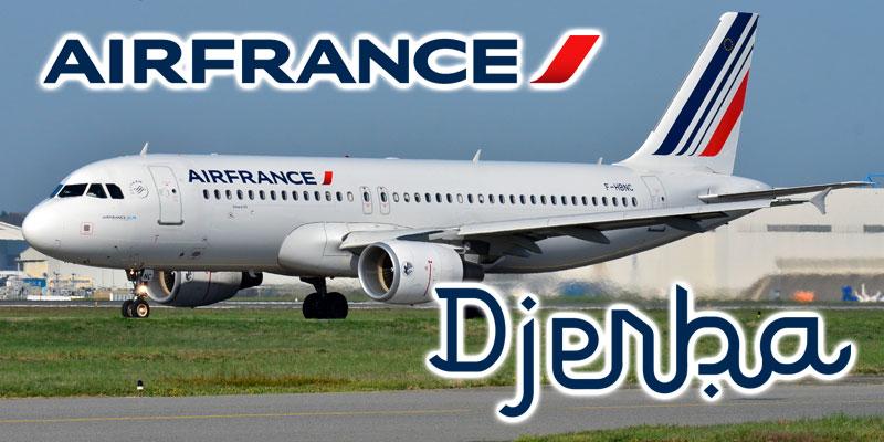 Air France lance une nouvelle liaison estivale vers Djerba