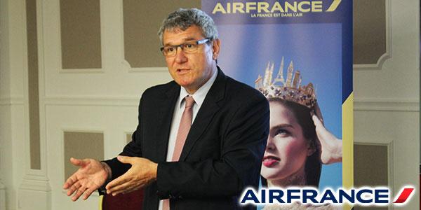 En vidéo : 5 vols par jour et un de nuit cet été pour Air France à partir de Tunis