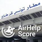 Classement des compagnies desservant la Tunisie par AirHelp