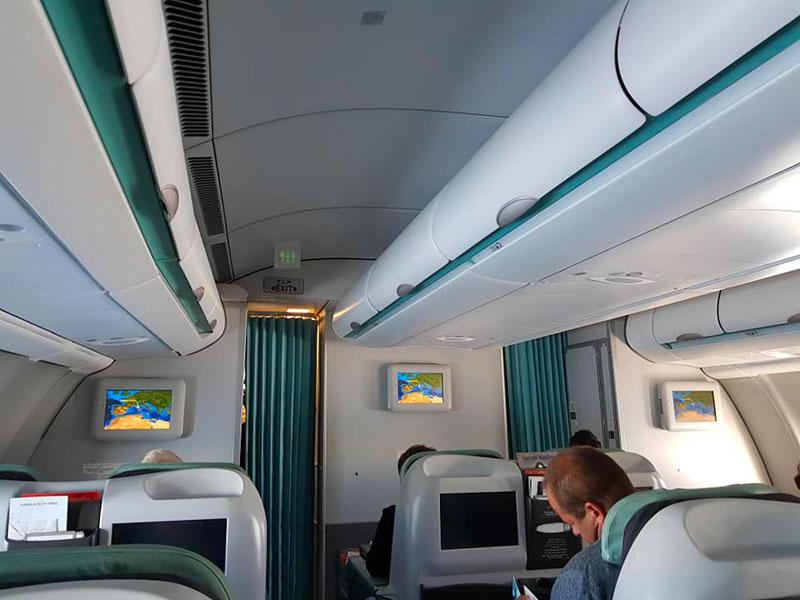 Un A330 de Tunisair transportera les touristes de Genève à Djerba grâce à Air Marin
