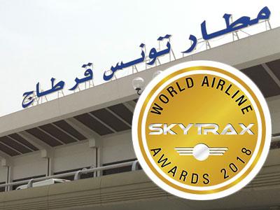 Classements Skytrax 2018 des meilleures compagnies aériennes desservant Tunis