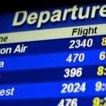 Horaires des avions : OACA