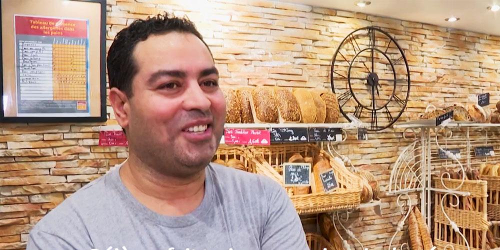 En vidéo : La meilleure Baguette de Paris est Tunisienne