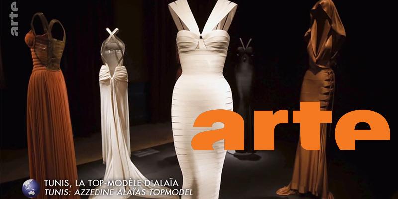 En vidéo: ARTE rend hommage à Azzedine Alaïa