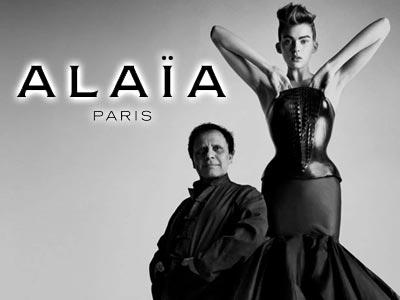 Azzedine Alaïa immortalisé à travers la fondation Alaïa et ces expositions à son honneur